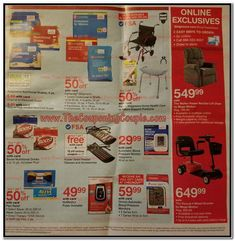 Walgreens Black Friday 2017 Ad Scan, Deals and Sales Walgreens 2017 Black Friday ad is here! Starting on Thanksgiving, stores will open at their usual time for the sale, which will run through Black Frid. Walgreens Photo Coupon, Walgreens Coupons, Black Friday 2017 Ads, Digital Coupons, Deal Sale, Go Online, Vitamins, Cards, Thanksgiving