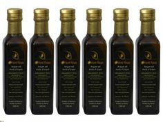 Arganový olej potravinársky 6x250ml priamo z Maroka Omega 3, Argan Oil, Whiskey Bottle, Beauty, Orient House, Beauty Illustration