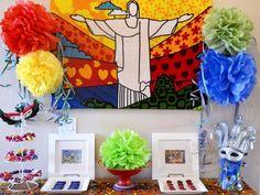 Mais ideias de decoração pro Carnaval | Simple Art