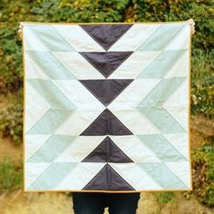 Slow Coast Quilt in Morning