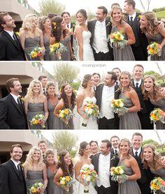 Love the brides hair