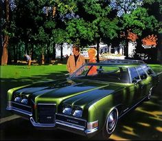 1971 Pontiac safari