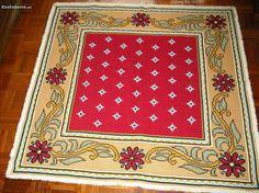 Carpete em arraiolos