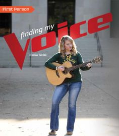 "Holly Tucker describes her journey to ""find her voice,"" through her family, her faith, her time at Baylor, and her experience on NBC's The Voice."