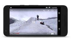 Sabías que YouTube ya soporta vídeos en realidad virtual, pero por ahora solo en Android.
