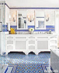 13 meilleures images du tableau zellige marocain | Moroccan tiles ...