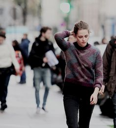 Kristen Stewart going tumblr