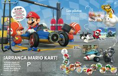 Diddy Kong in Mario Kart 8 coming to Wii U | Pre-Order Today!