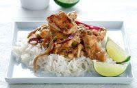 Mazi ta fagame: Κοτόπουλο ταϊλανδέζικο