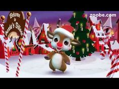 Zoobe Rudolph erinnert an den ersten Advent Christmas Diy, Merry Christmas, Christmas Ornaments, Spice Girls Dolls, Navidad Diy, African American Dolls, Animal Quilts, Weird And Wonderful, Baby Prints