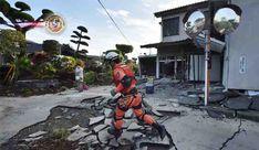 Dois anos depois, Japão lembra terremoto de Kumamoto. Pessoas no sudoeste do Japão estão lembrando o segundo aniversário da série de terremotos devastadores que atingiram a região há dois anos.