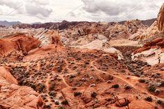 Scenery Of Stone Desert by PhotographerJen on @creativemarket #Desert #Landscape #Design #CreativeMarket