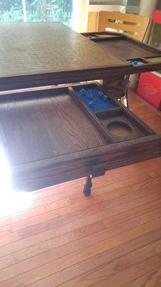Handmade D&D Table - Imgur