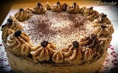 Tiramisu, Food And Drink, Pie, Ethnic Recipes, Nails, Torte, Finger Nails, Cake, Ongles
