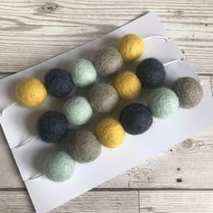 Felt Ball Garland, Pom Pom Garland, Duck Egg Blue Colour, Duck Nursery, Hugh Fearnley Whittingstall, Holly Brown, Cute Room Ideas, Nursery Decor, Nursery Ideas