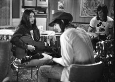 Gram Parsons (with Emmylou Harris)