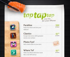 40 Awesome iPhone apps