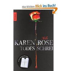 Todesschrei: Thriller: Karen Rose
