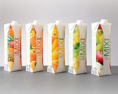 Exotic Mix on Packaging of the World - Creative Package Design Gallery