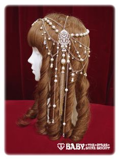 Lolibrary | Alice and the Pirates - Hair accessories - Mystic Pearl Lariat
