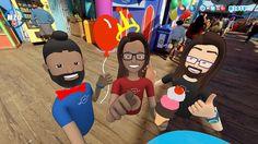 Facebook Spaces - La realidad virtual ya esta lista, enterate como funci...