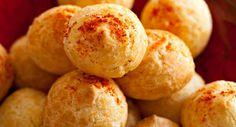 Petites gougères jambon fromageVoir la recette des Petites gougères jambon fromage >>