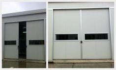 Porte Industriale   Industrial Door