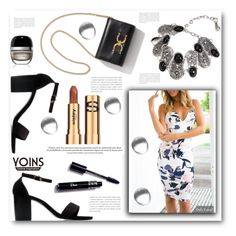 """""""Yoins"""" by angelstar92 ❤ liked on Polyvore featuring Marc Jacobs, Sisley and yoins"""
