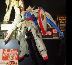 GUNDAM GUY: Hobby Hobby Imaging Feature: 1/144 Turn A Gundam Shin - On Display @ All Japan Model & Hobby Show 2015