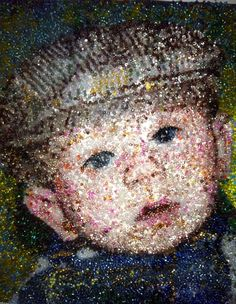 Dylan by PortraitBeadShop on Etsy, $55.00