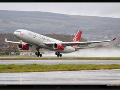 New Virgin Atlantic A330