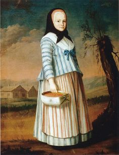 Mansikkatyttö Strawberry Girl Nils Schillmark 1782 Nils Schillmark born in 1745 was a Finnish painter of Swedish birth. The son of a crofter, he was apprenticed in Stockholm to Pehr Fjellström.m on journeys to Finland and. 18th Century Dress, 18th Century Costume, 18th Century Clothing, 18th Century Fashion, Antique Clothing, Historical Clothing, Historical Women, Short Gowns, Printmaking