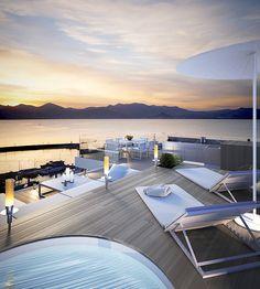 Villa à La Croisette - Cannes - Studio Guilhem & Guilhem - Architecture and Interior Design office.
