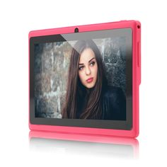 7 Inch Tablet PC, pink iRulu