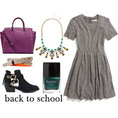 back to school #outfit