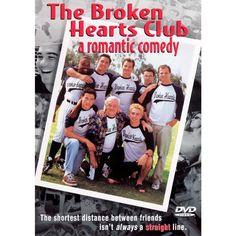 The Broken Hearts Club: A Romantic Comedy (WS/P&s) (dvd_video)