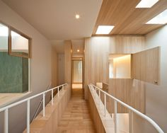 Bear House / Onion - a very playful and cute architecture/interior. love it!