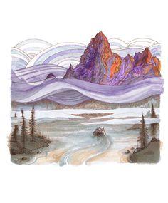 Grand Teton Sunrise, Jeremy Collins