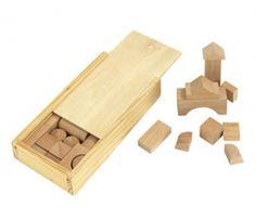 Cubos de madera construcción. P1930. #Detalle para #niños. Mas juegos y detalles para regalar en http://www.regalodetalles.es/detalles-para-bodas-detalles-boda-para-ninos-c-14_29.html