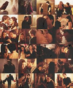 elena and damon love moments