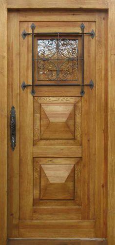 Haustüren aus Massivholz in Österreich   Rusticatio Türen und Fenster Tall Cabinet Storage, Furniture, Home Decor, Jesus Cross, Wood Windows, Types Of Wood, Oak Tree, Rustic, Decoration Home