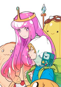 Princess Bubblegum ~ Adventure Time