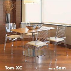 Mesas, sillas y taburetes para la cocina | Sillas | SILLA DE COCINA TOM XC MAVILOP