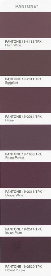 Pantone- Eggplant