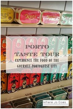 TAKING A FOOD TOUR IN THE CITY OF PORTO -WITH KIDS