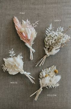 Dried Flower Bouquet, Flower Bouquet Wedding, Dried Flowers, Floral Wedding, Art Floral Japonais, Dried Flower Arrangements, How To Preserve Flowers, Bud Vases, Ikebana
