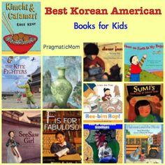 Top 10: Korean American Children's Books (ages 2-16) :: PragmaticMom