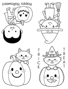 Halloween Printable Coloring Pages . 20 Best Halloween Printable Coloring Pages . Free Printable Halloween Coloring Pages for Kids Halloween Doodle, Halloween Drawings, Halloween Prints, Halloween Kids, Happy Halloween, Halloween Zombie, Halloween Costumes, Halloween Coloring Pages Printable, Halloween Coloring Sheets