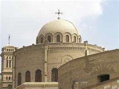Coptic church in Cairo, Egypt ___ #christian #persecutedchristians