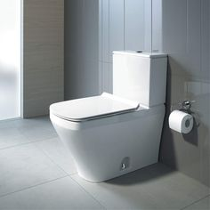 The sleek design and elongated bowl ensure maximum comfort, making it the ideal choice for modern bathrooms. http://www.ybath.com/duravit-durastyle-two-piece-toilet.html